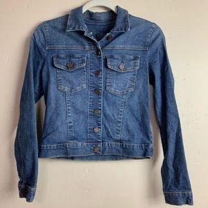 Kut From The Kloth Blue Jean/Denim Jacket SM